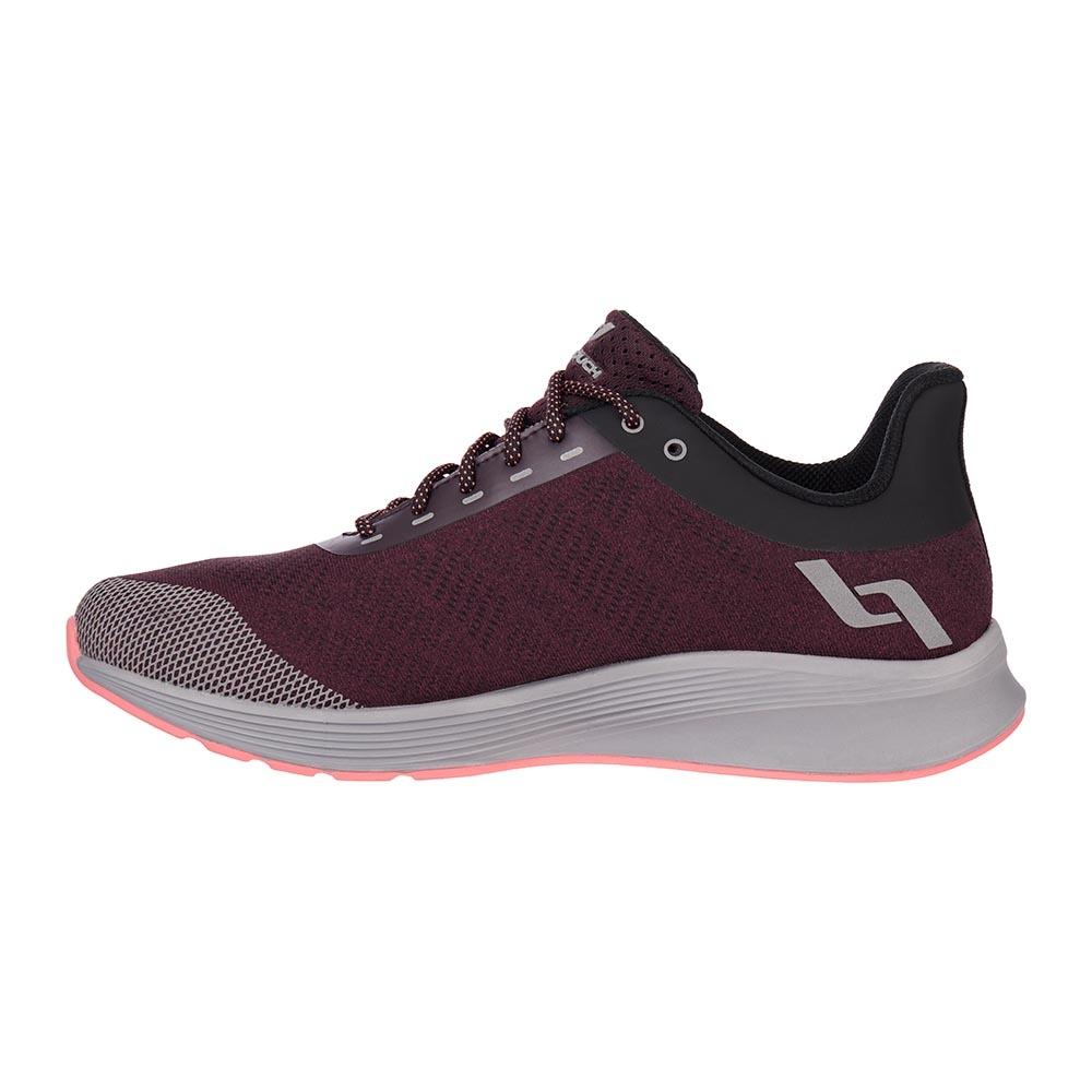 PRO TOUCH OZ 2.2 AQX 女 慢跑鞋 暗紅