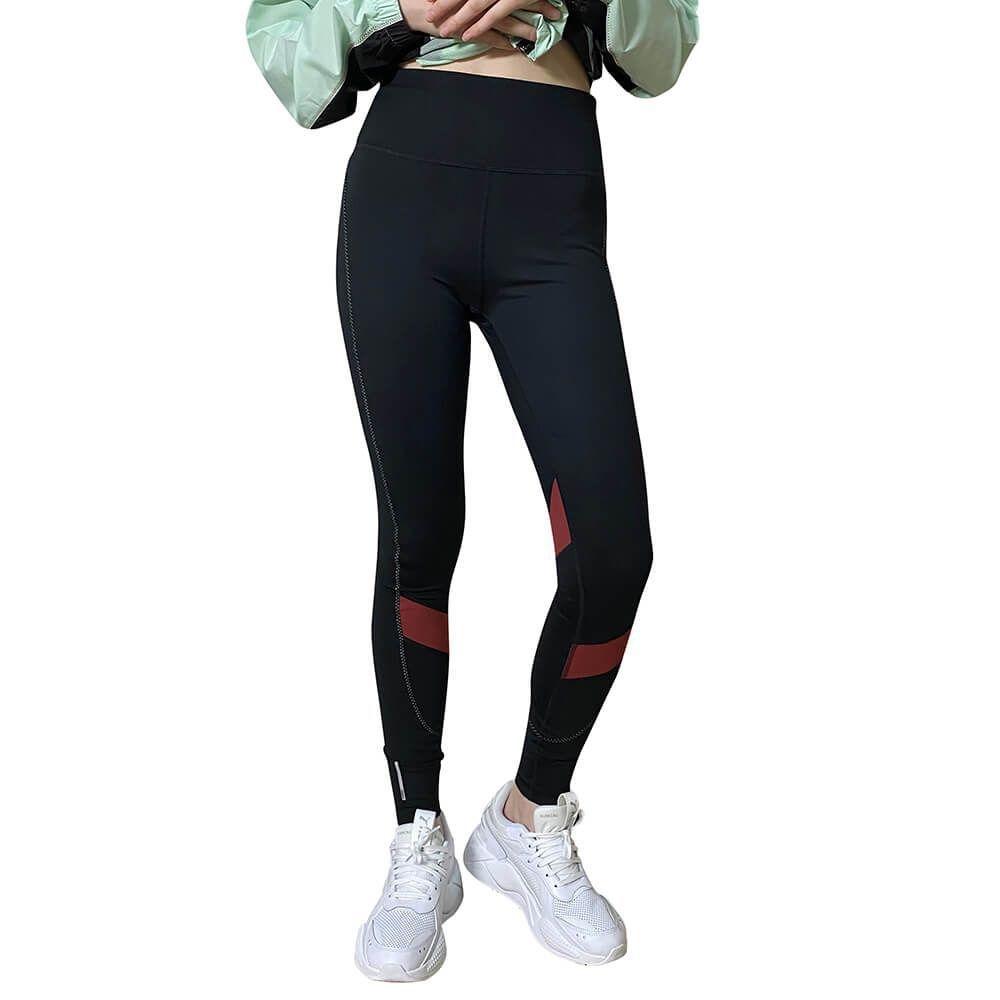 PUMA 訓練系列First Mile 女 緊身長褲 黑
