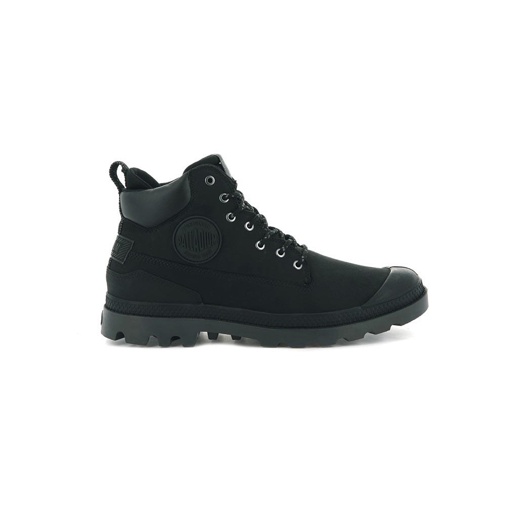 Palladium PAMPA SC OUTSIDERWP+ 男女 防水軍靴 黑色