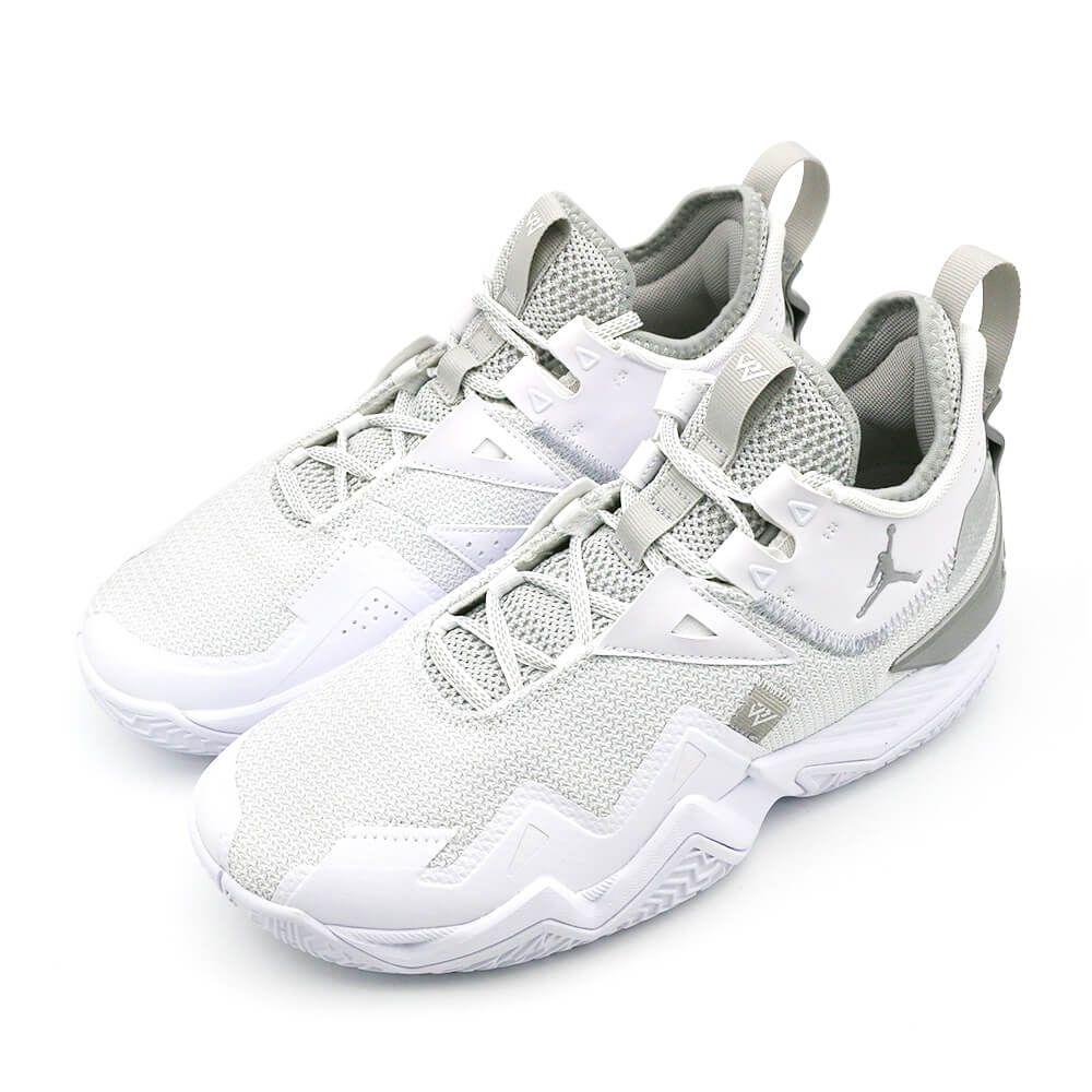 NIKE JORDAN WESTBROOK ONE TAKE PF 男 籃球鞋 白