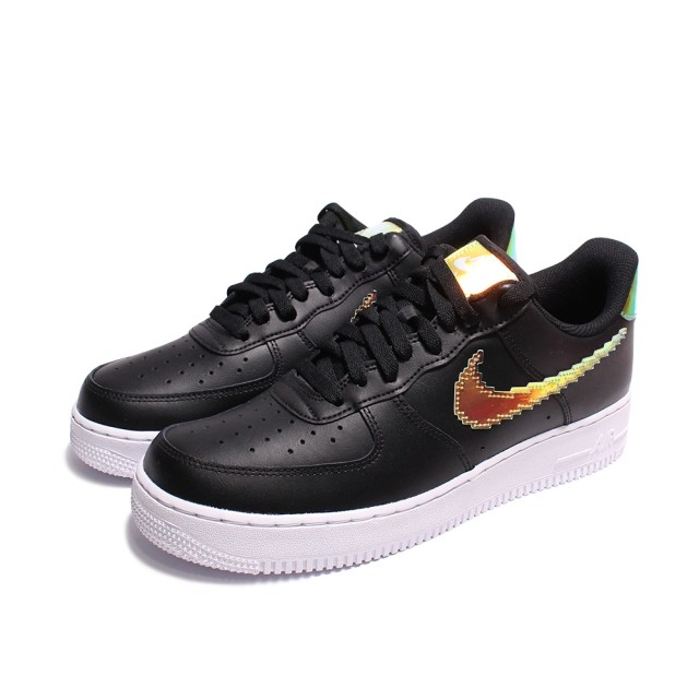 NIKE AIR FORCE 1 07 LV8 男 黑