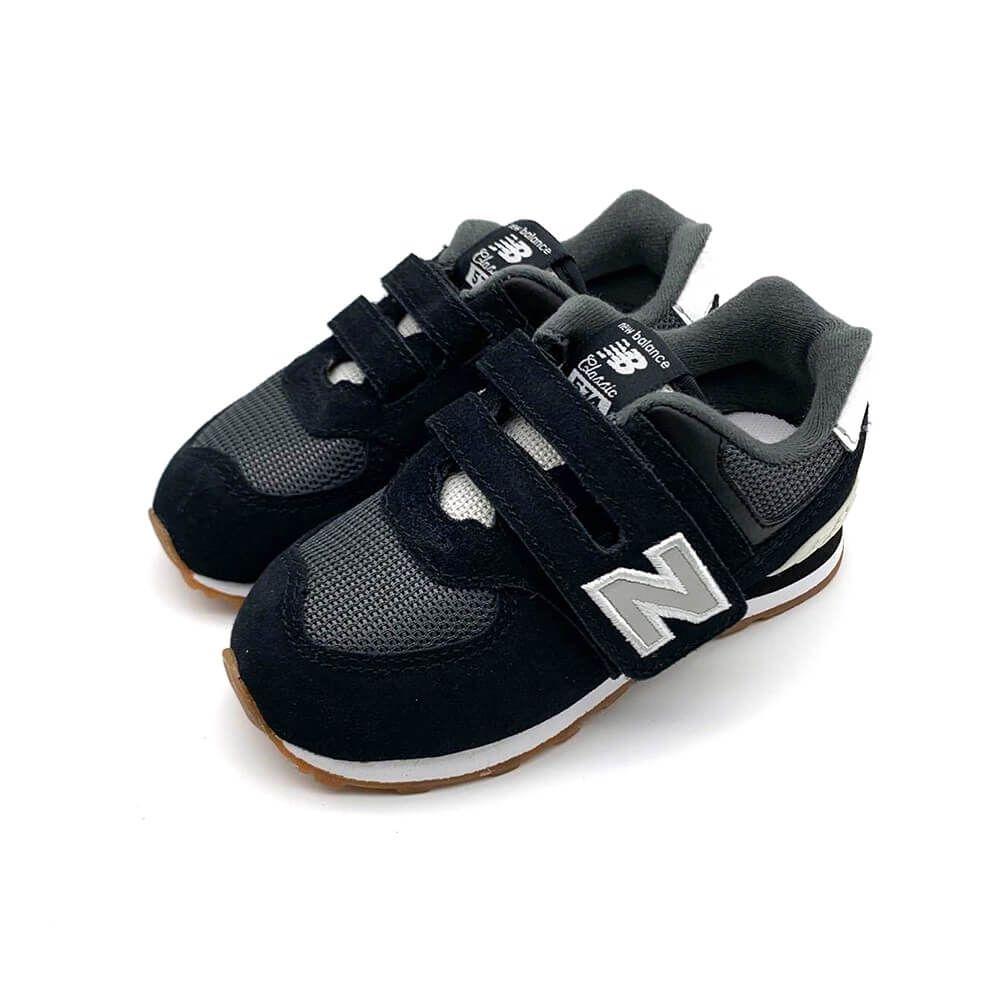New Balance 574 系列  童 休閒鞋 黑色