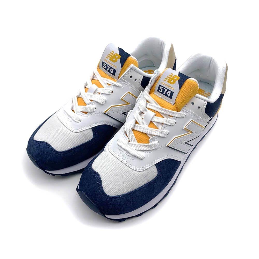 New Balance 574 系列  男女 休閒鞋 深藍