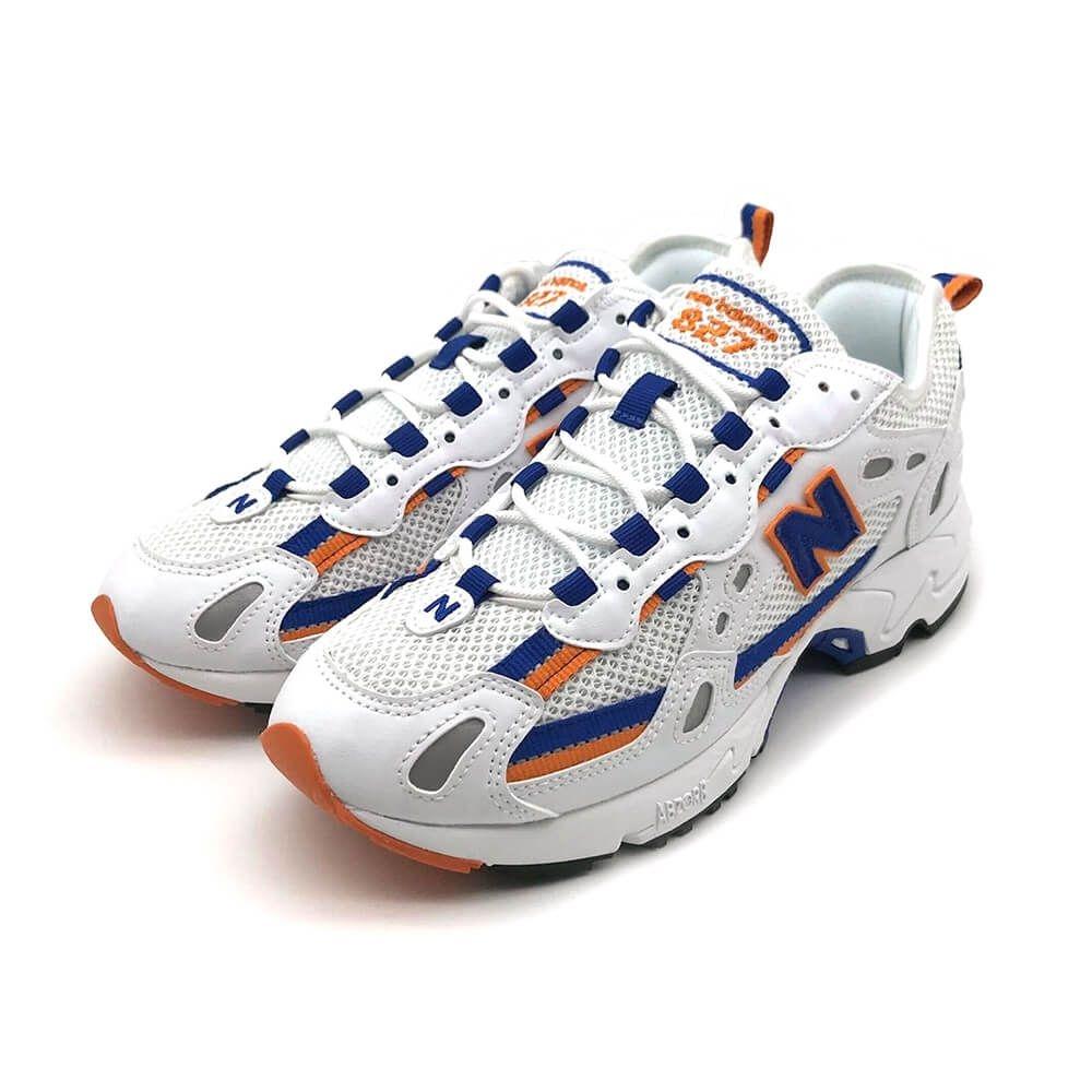 New Balance 827 系列  男女 休閒鞋 白色