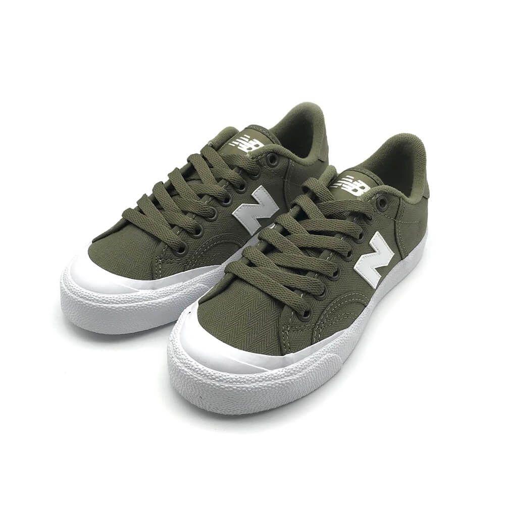 New Balance  男女 休閒鞋 墨綠