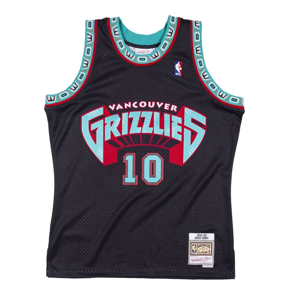 M&N NBA RELOAD 異色 復古球衣 灰熊隊 98-99 #10 Mike Bibby