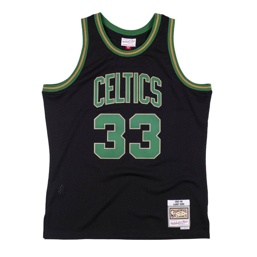 M&N NBA RELOAD 異色 復古球衣 塞爾提克隊 85-86 #33 Larry Bird