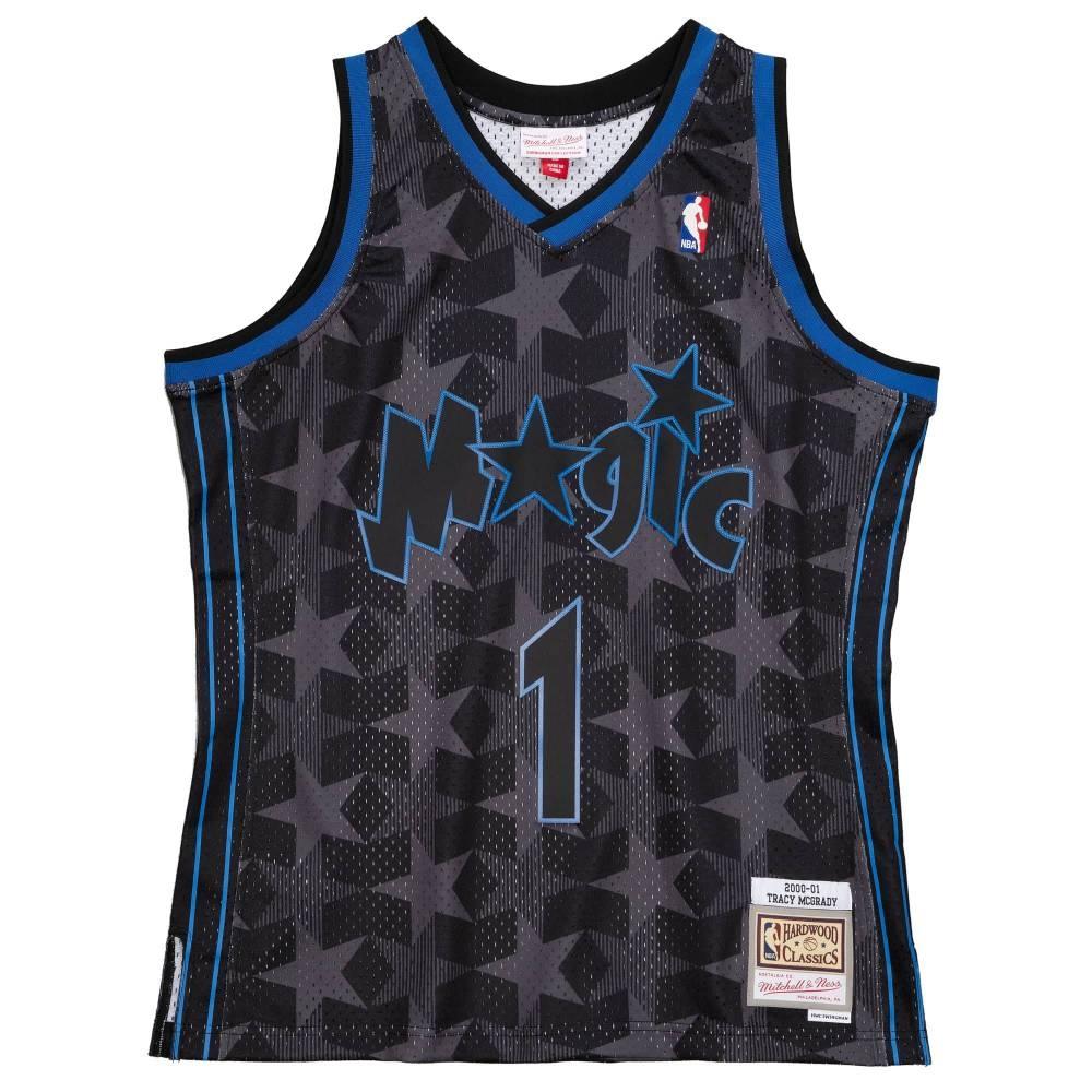 M&N NBA RELOAD 異色 復古球衣 魔術隊 00-01 #1 Tracy McGrady