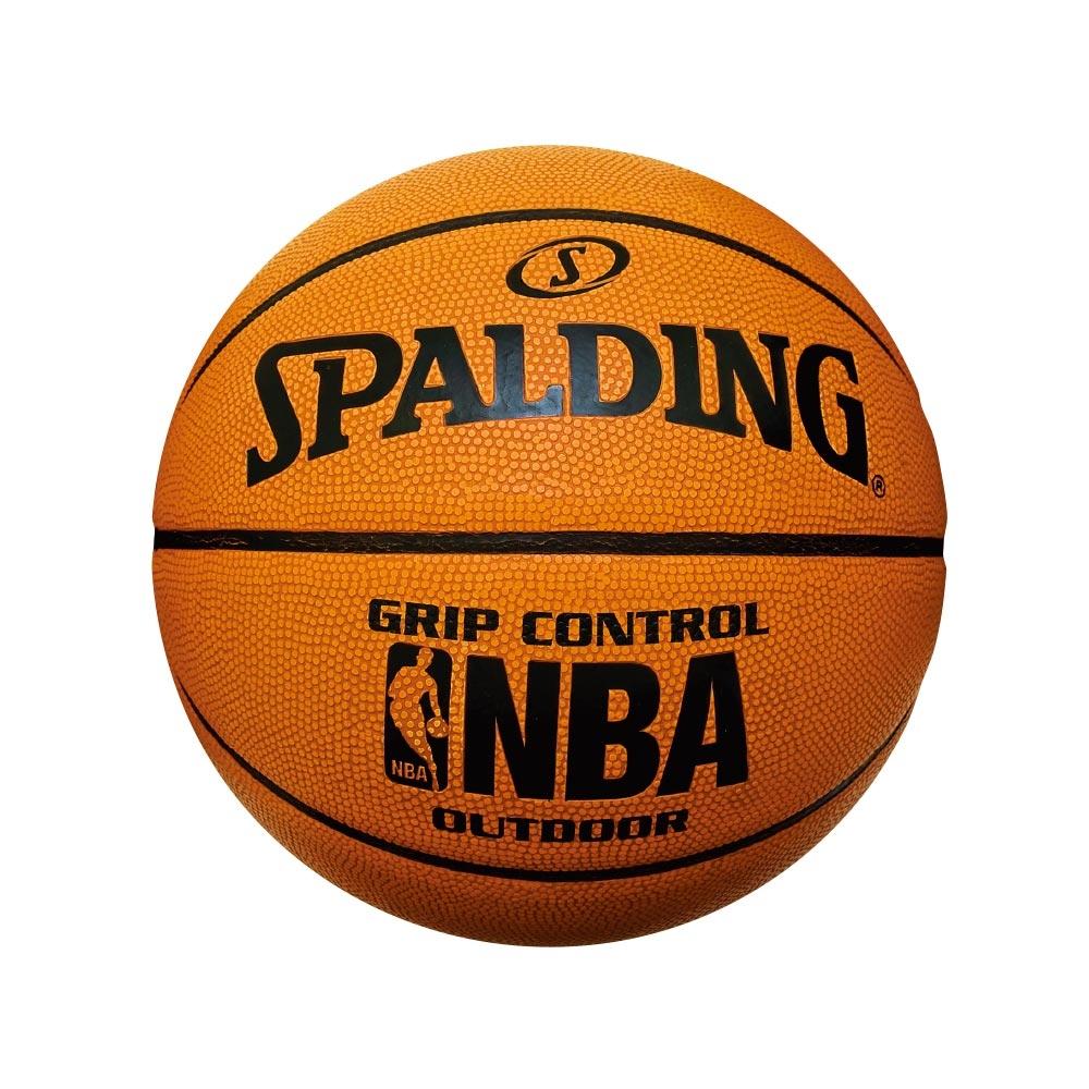 SPALDING 斯伯丁 NBA Grip Control 專業橘 7號籃球