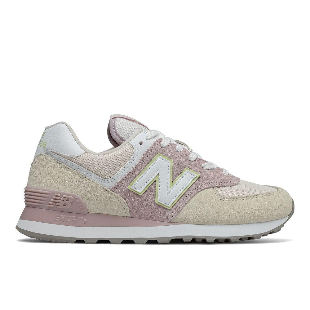 New Balance 574系列 女 休閒鞋 粉色