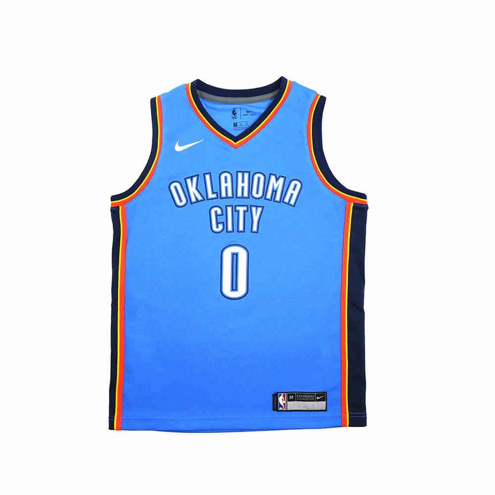 NIKE NBA 青少年 球衣 雷霆隊 Russell Westbrook